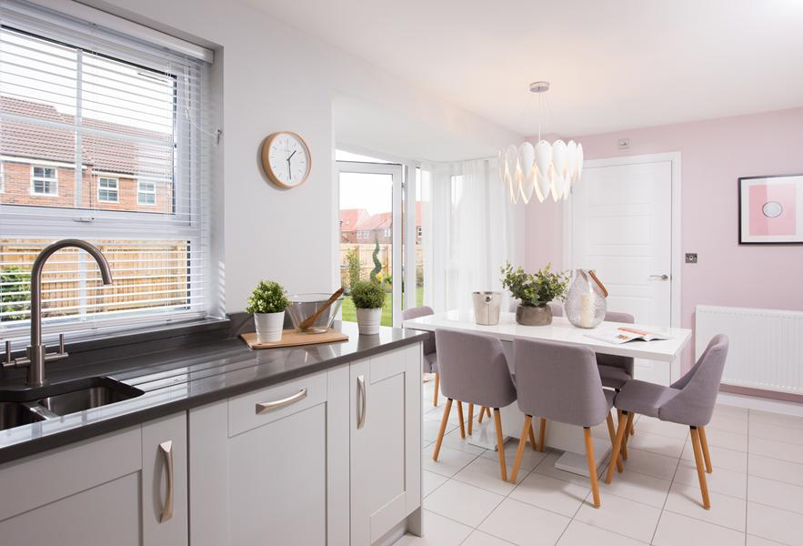 The Derwent Show Home