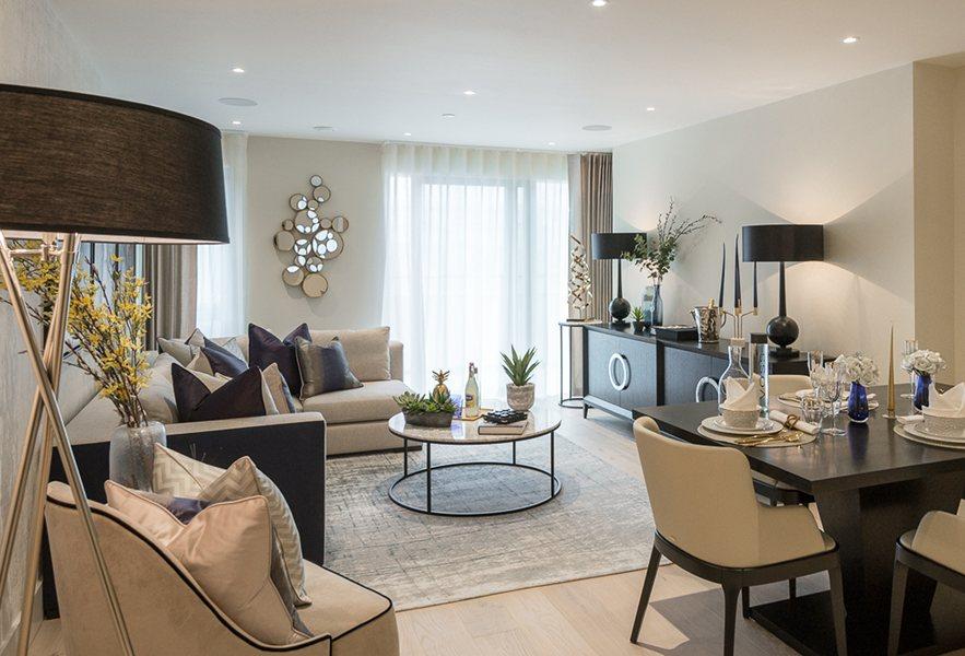 Amble apartment