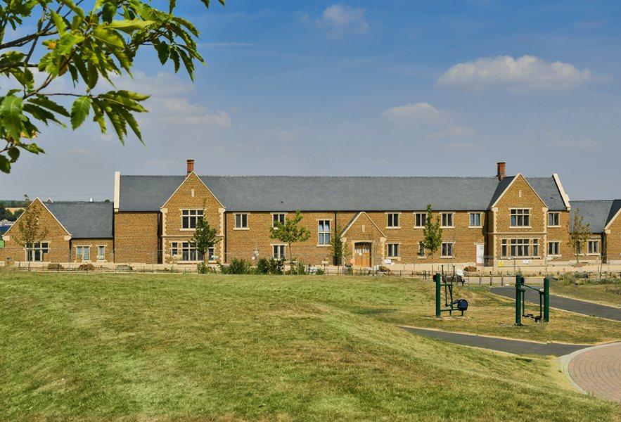 Brackens new school
