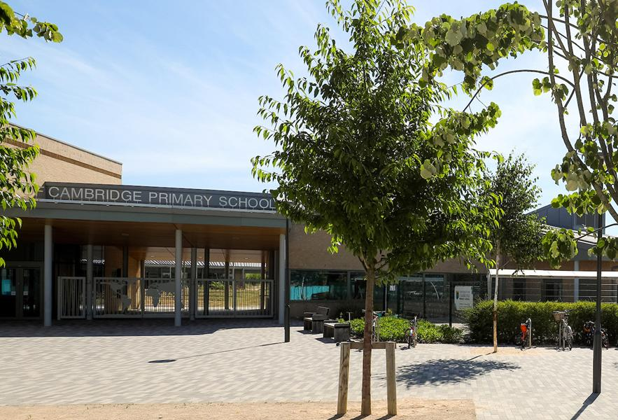 University of Cambridge primary school