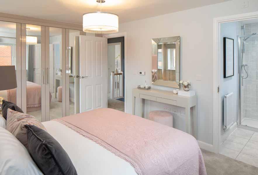 Main bedroom, Gilden Park