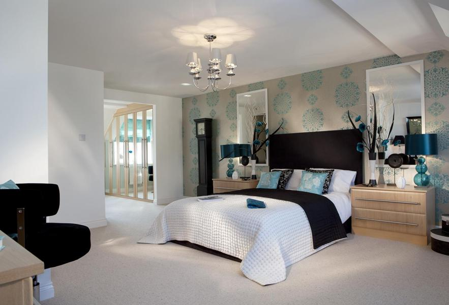 Typical Woodcote Master Bedroom