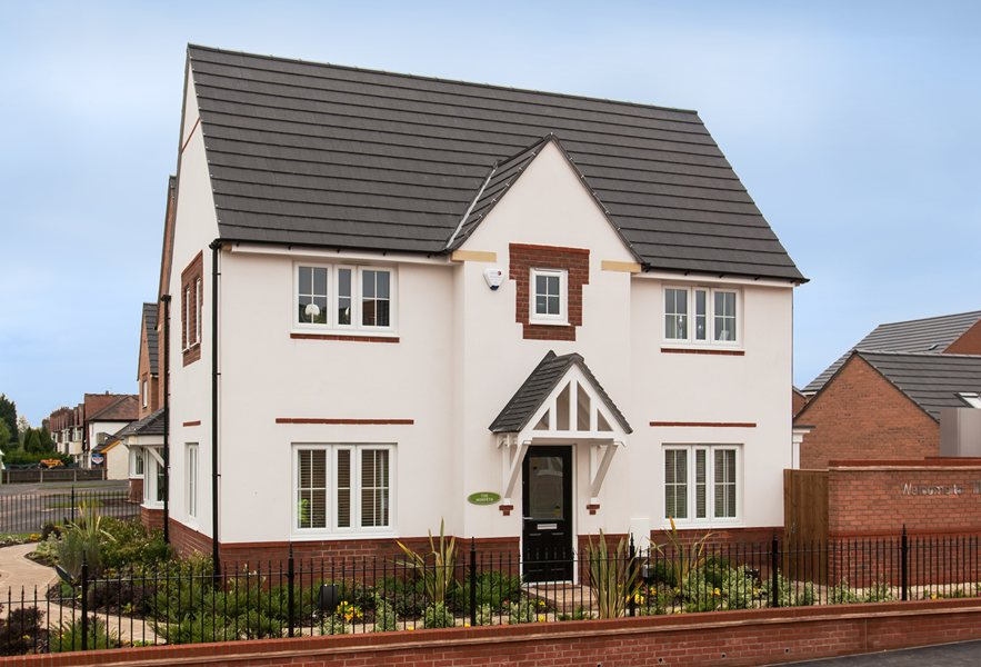 The Morpeth at Barratt Homes The Fairways in Chilwell, Nottingham
