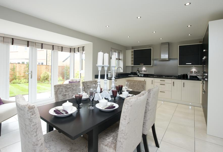 Guisborough Show Home - Kitchen/Dining Room