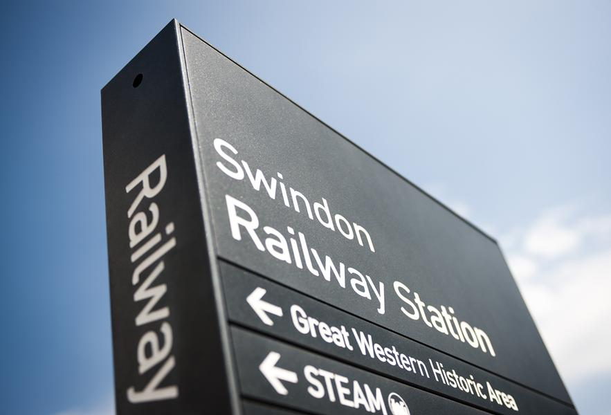 Swindon Railway Station