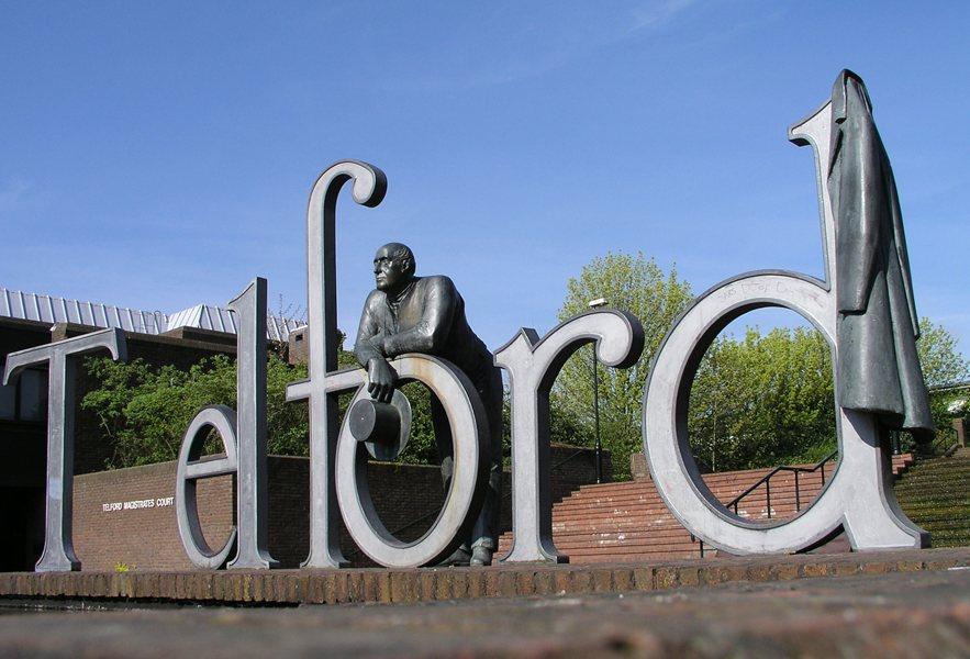 Thomas Telford statue