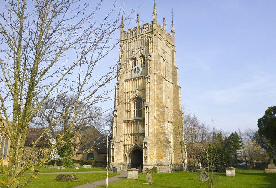 All Saints` Church, Evesham