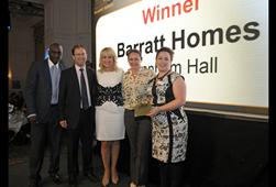 Hanham Hall Award