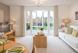 Barwick lounge area