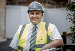 Roy Thompson, Site Manager