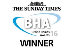 Sunday Times winner