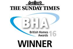 The Sunday Times Homebuilder of the Year