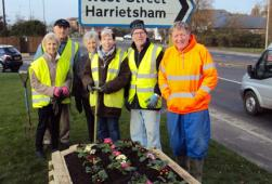 Harrietsham in Bloom
