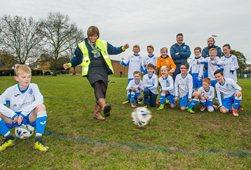 U11 football club