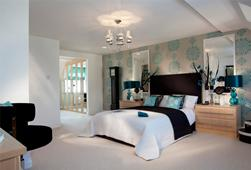 The Woodcote, Bedroom 1