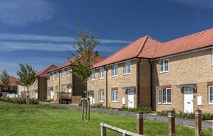 Traditional+new+homes+at+Aylesham+Village