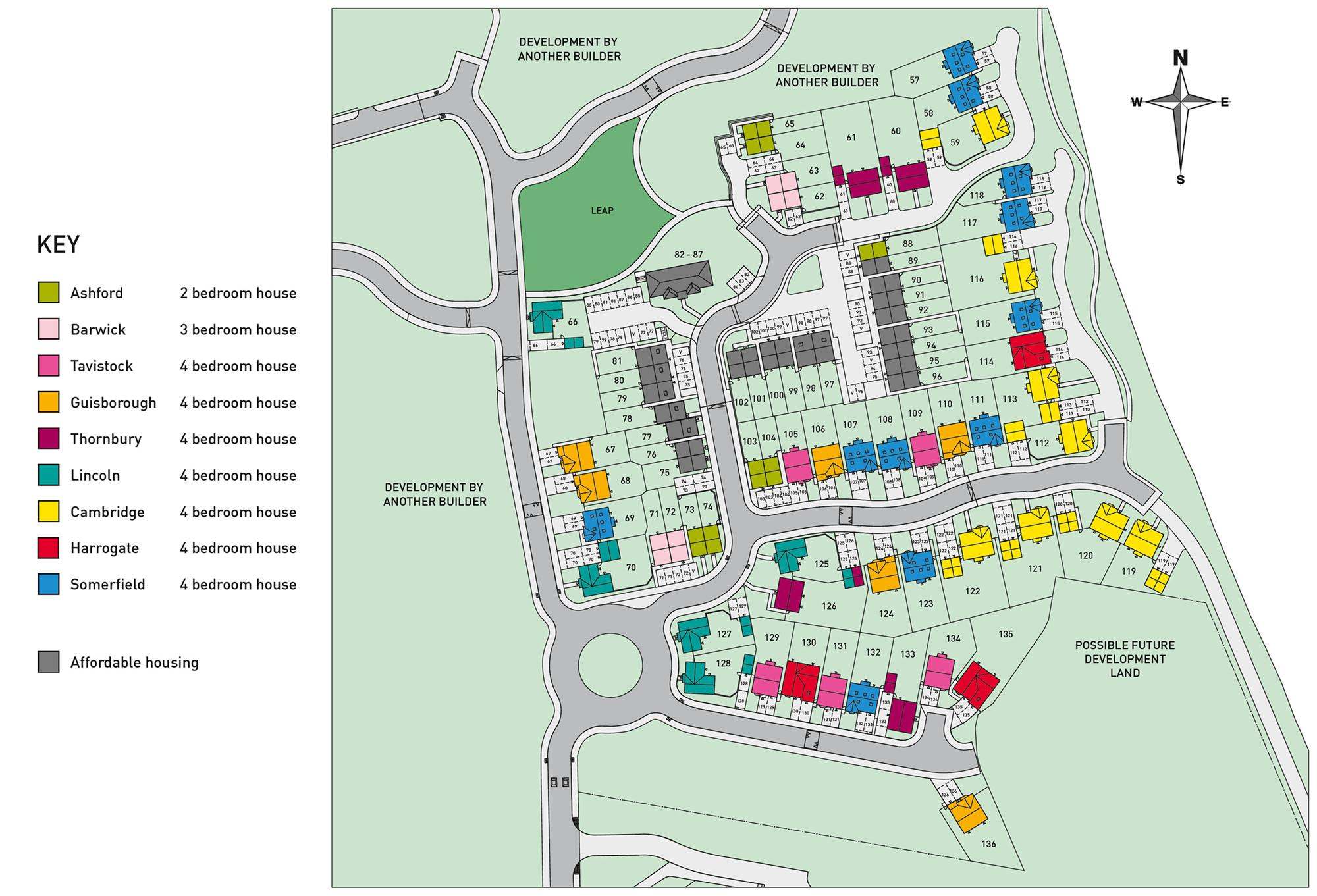 Yarnfield Park North Phase Development Plan