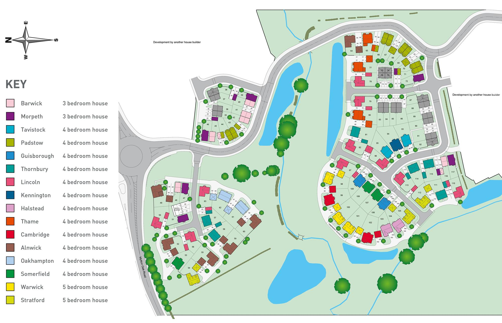 Bowbrook Meadows Phase 1 Development Plan