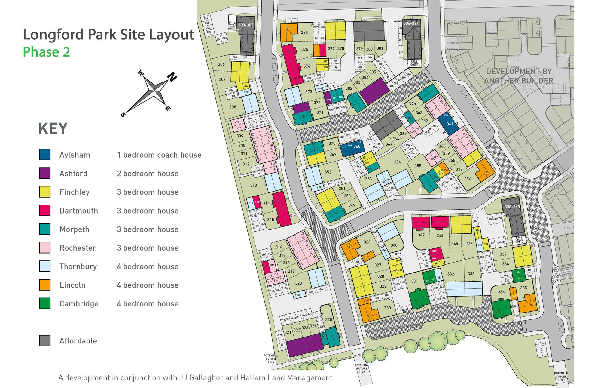 Longford Park Phase 2 Development Plan