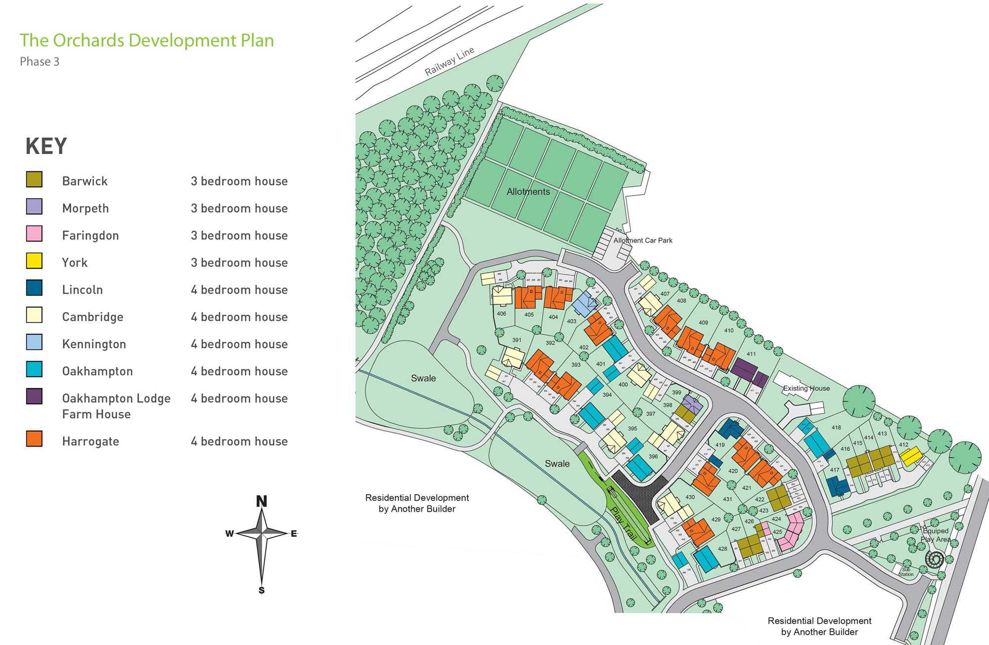 The Orchards Phase 3 Development Plan