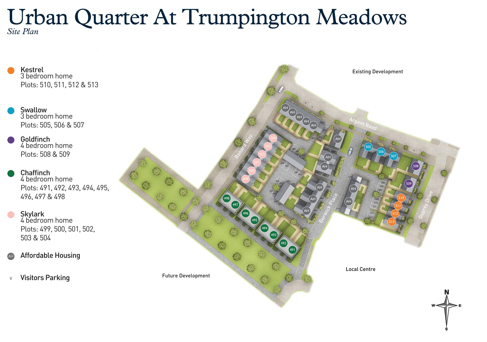 Phase 8 Site Plan