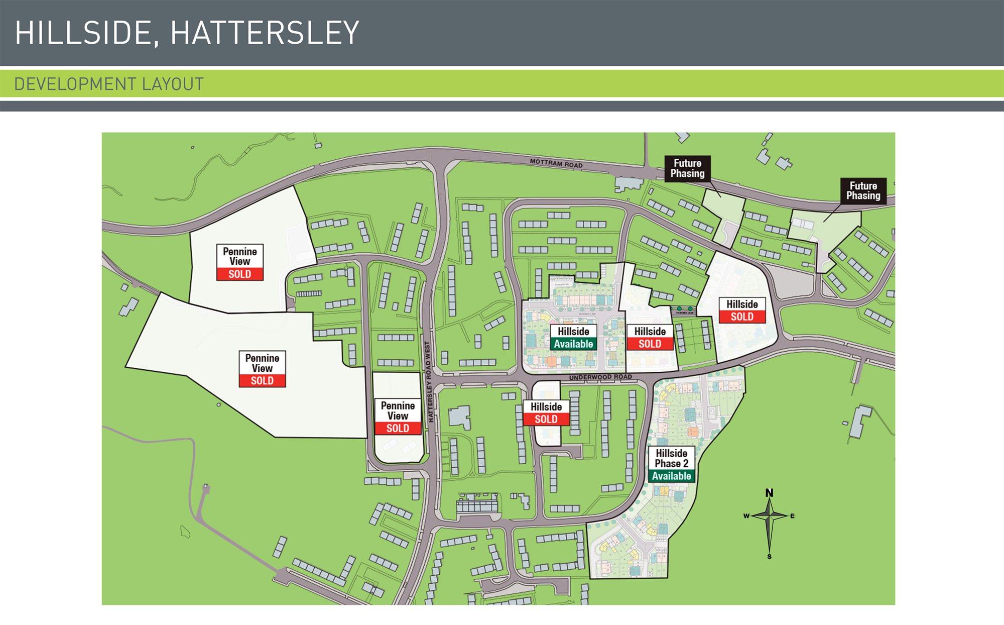 Hillside Master Site Plan