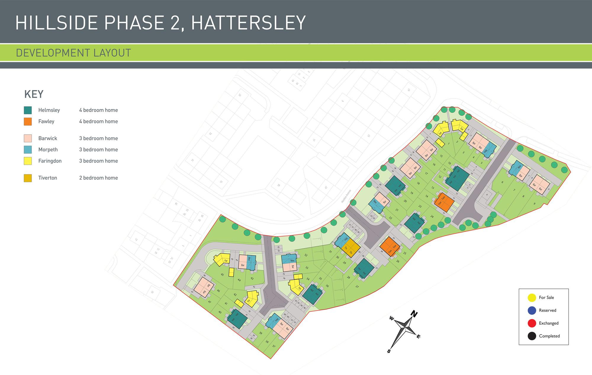 Hillside Phase 2 Site Plan