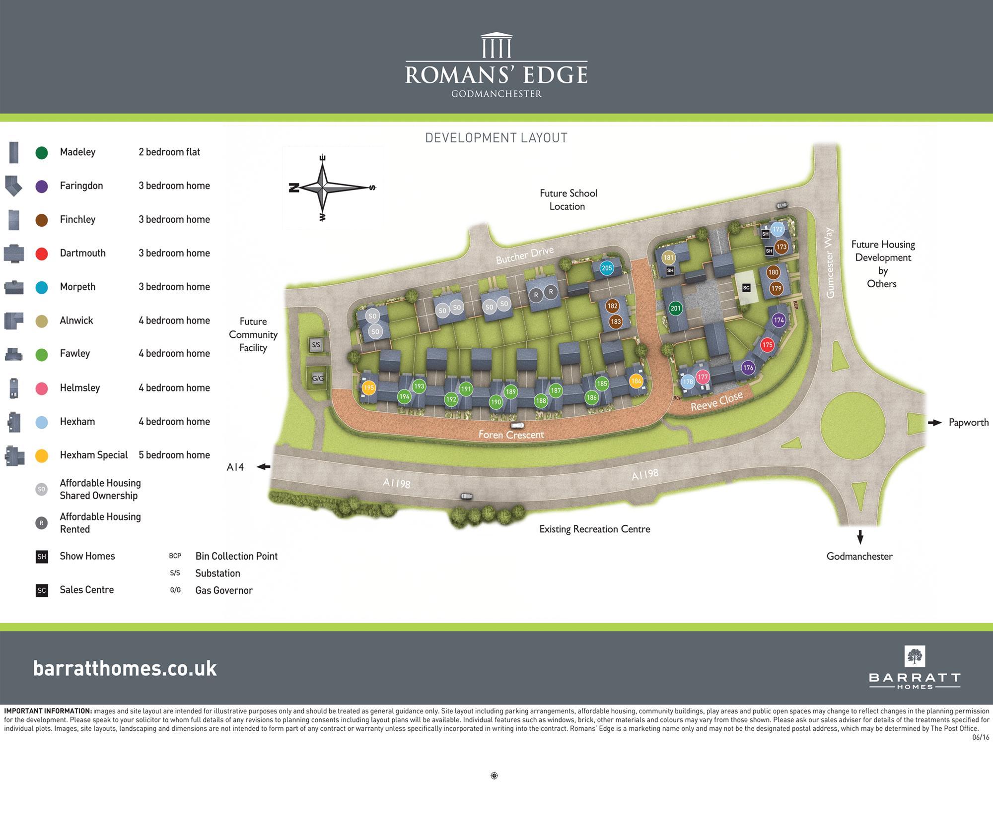 Romans%27 Edge development plan