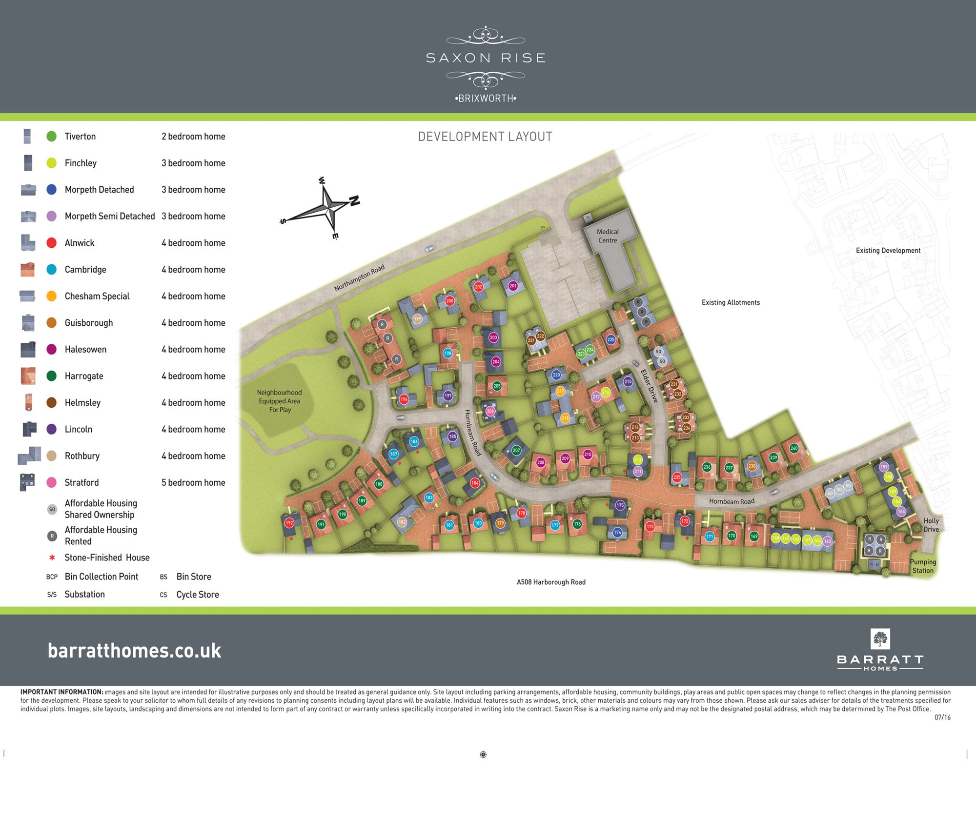 Saxon Rise development plan ph 2