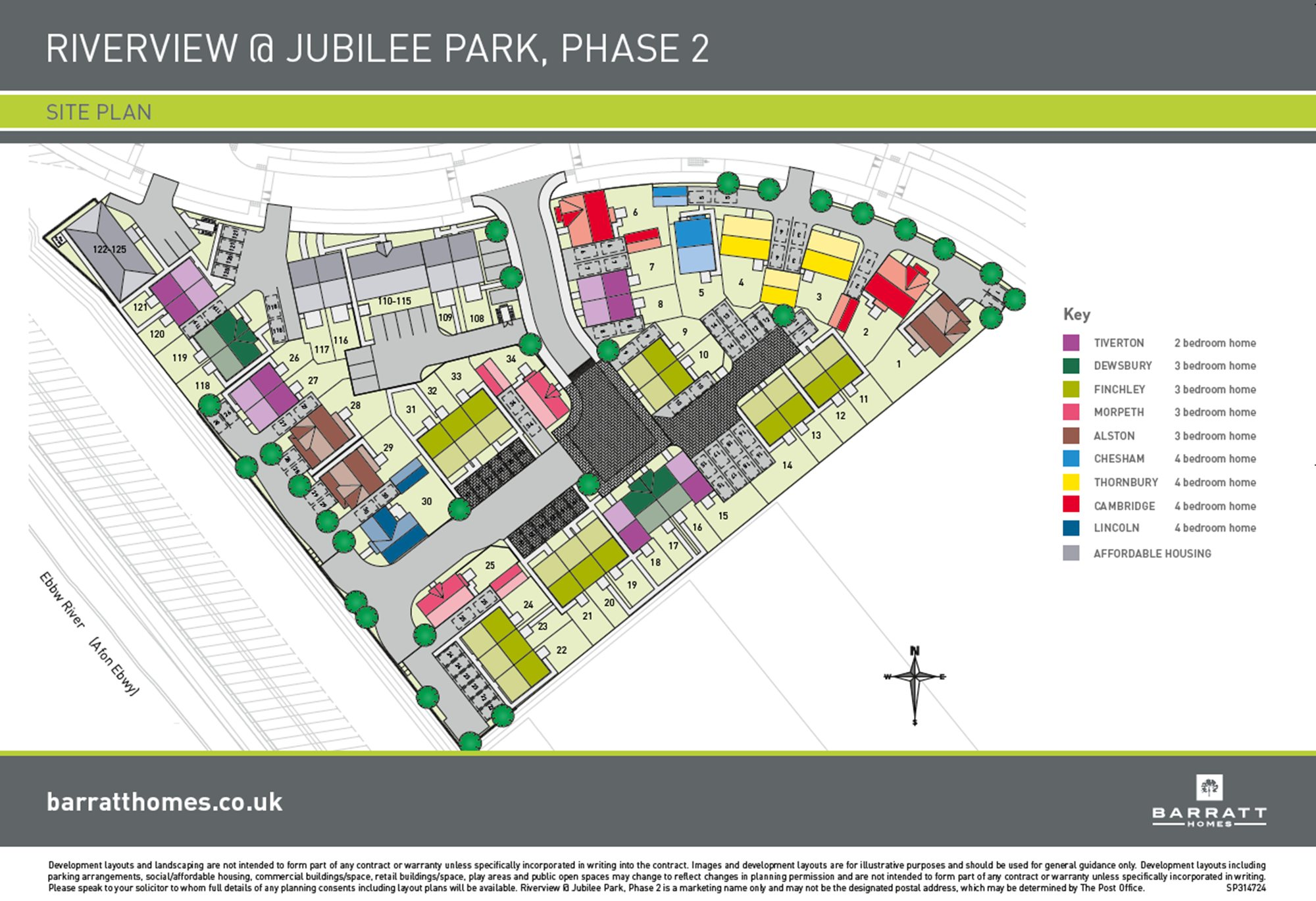 Riverview @ Jubilee Park Phase 2 Site Plan