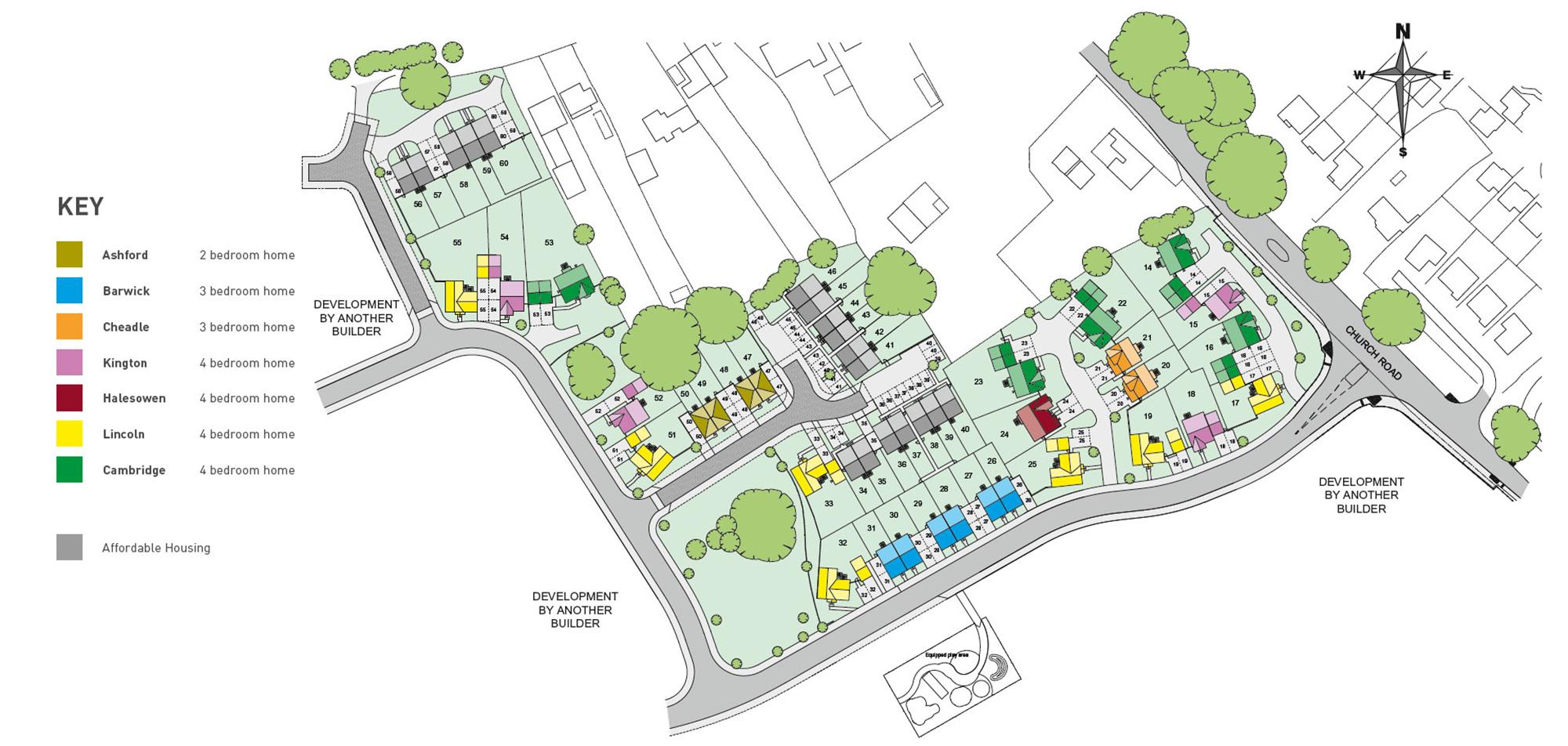 Malvern View Development Plan Phase 1