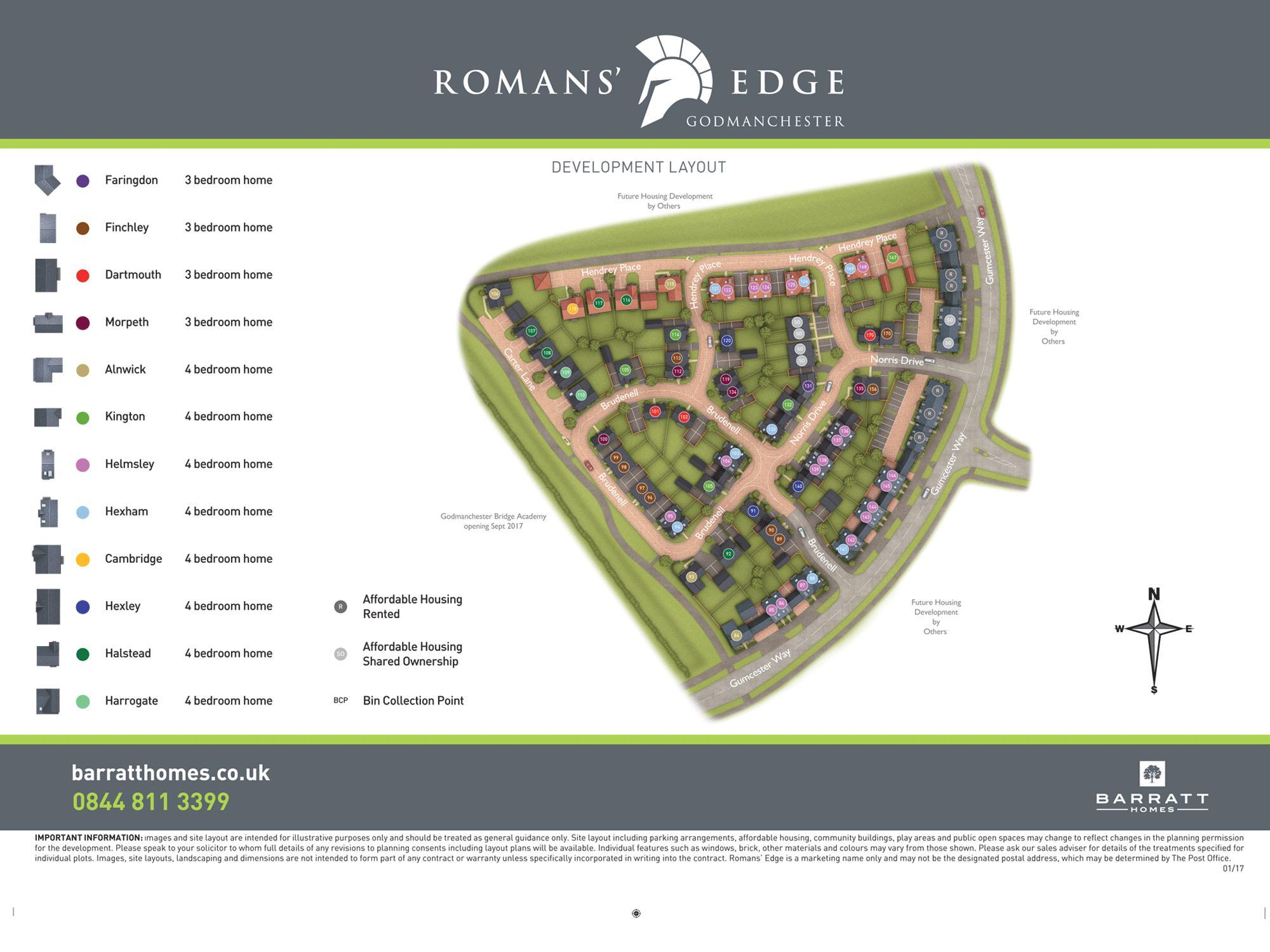 Romans` Edge development plan - new phase