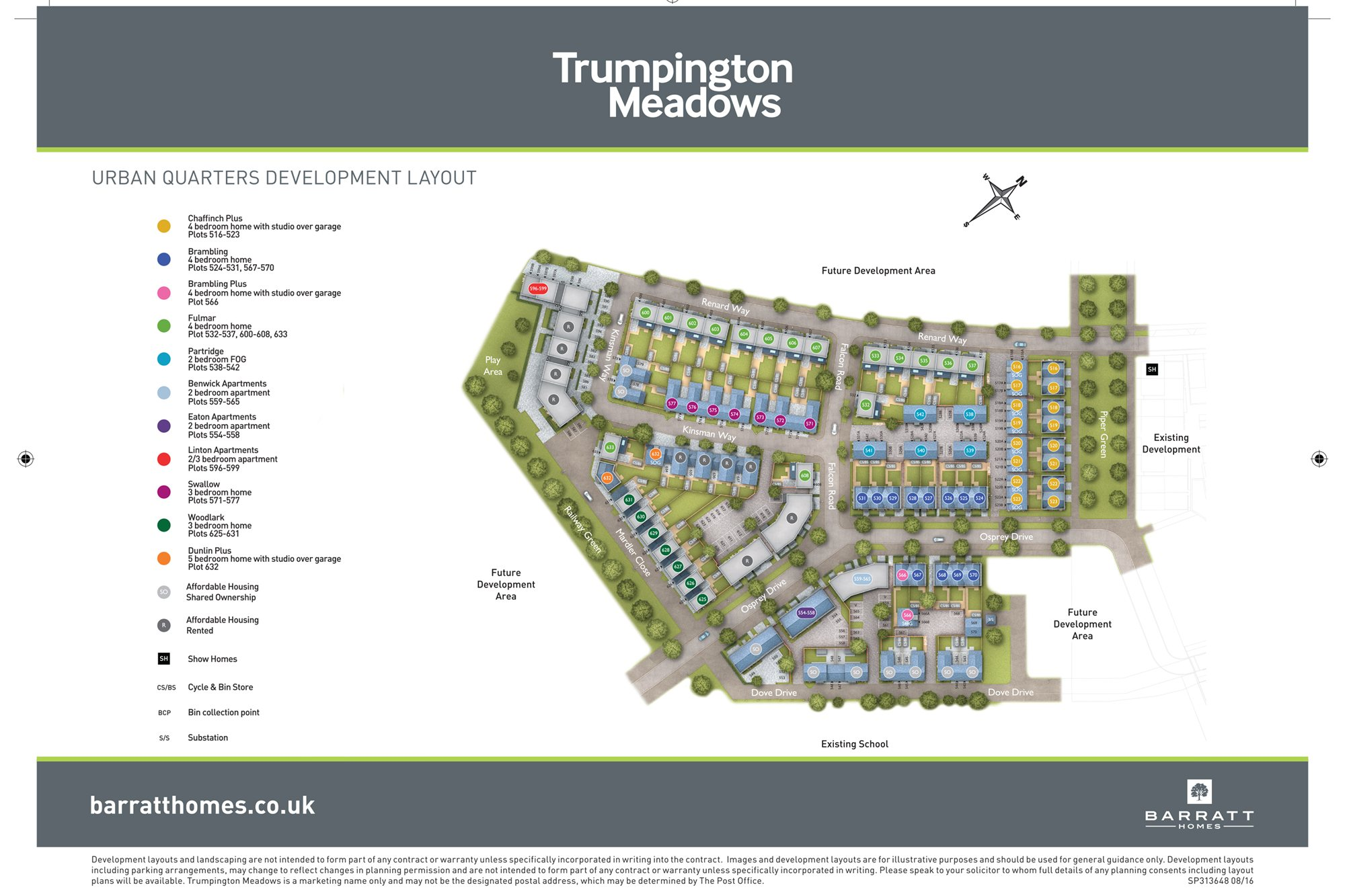 Phase 9 Site Plan