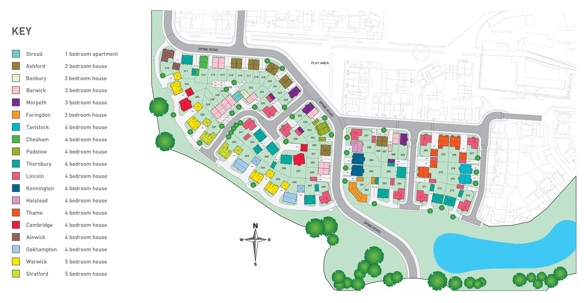 Bowbrook Meadows Phase 3 Development Plan
