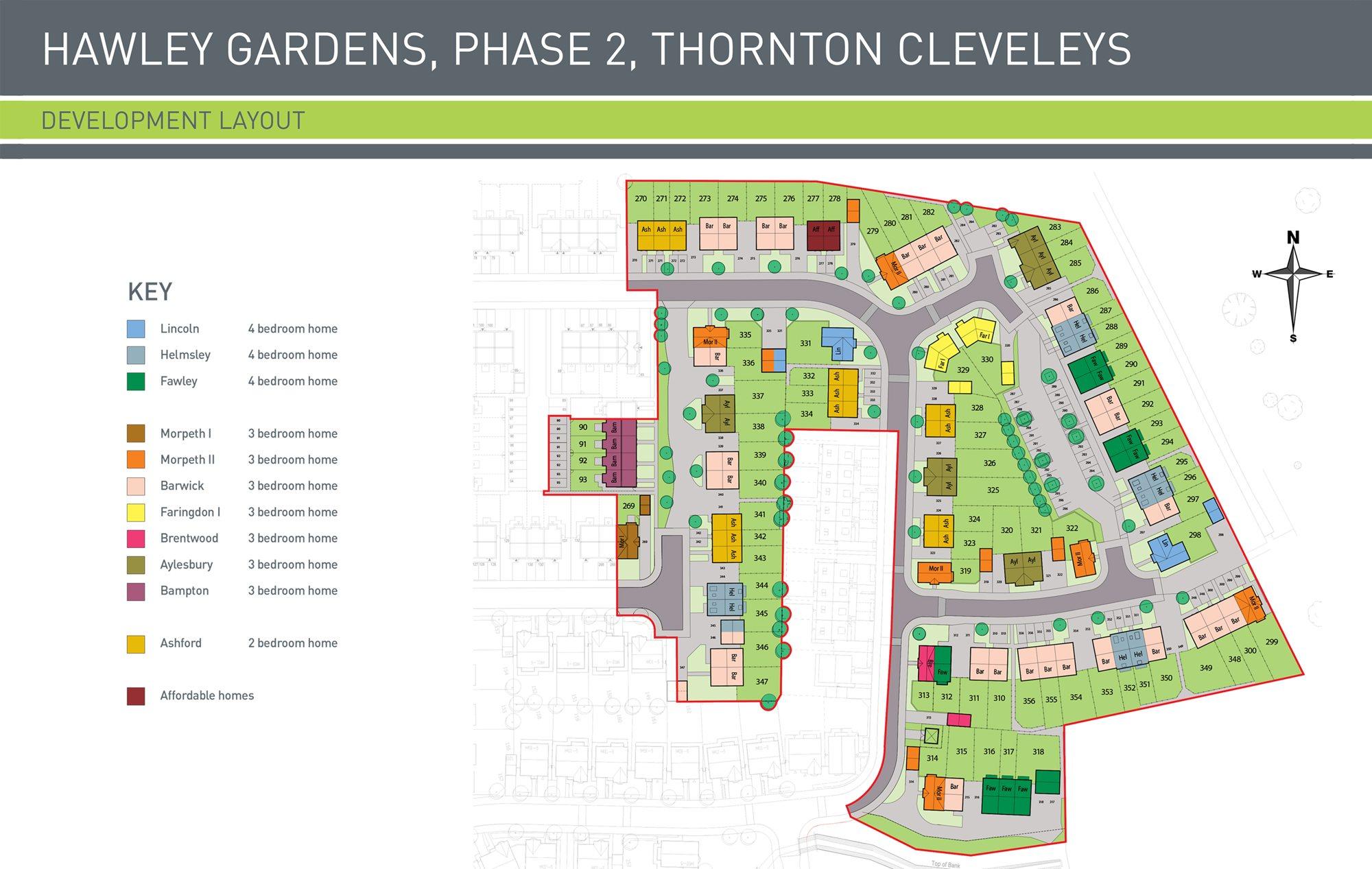 Hawley Gardens Phase II