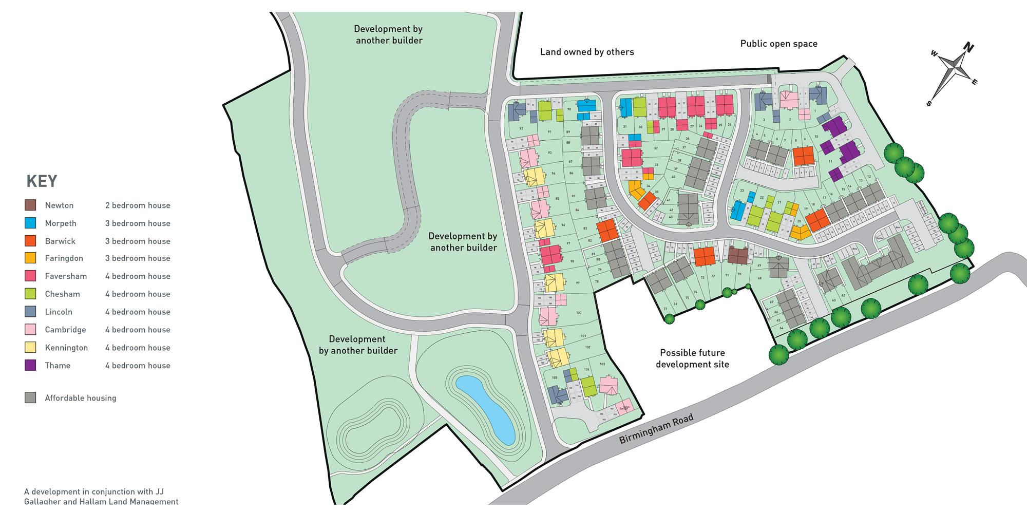 Norton Farm Development Plan Phase 1