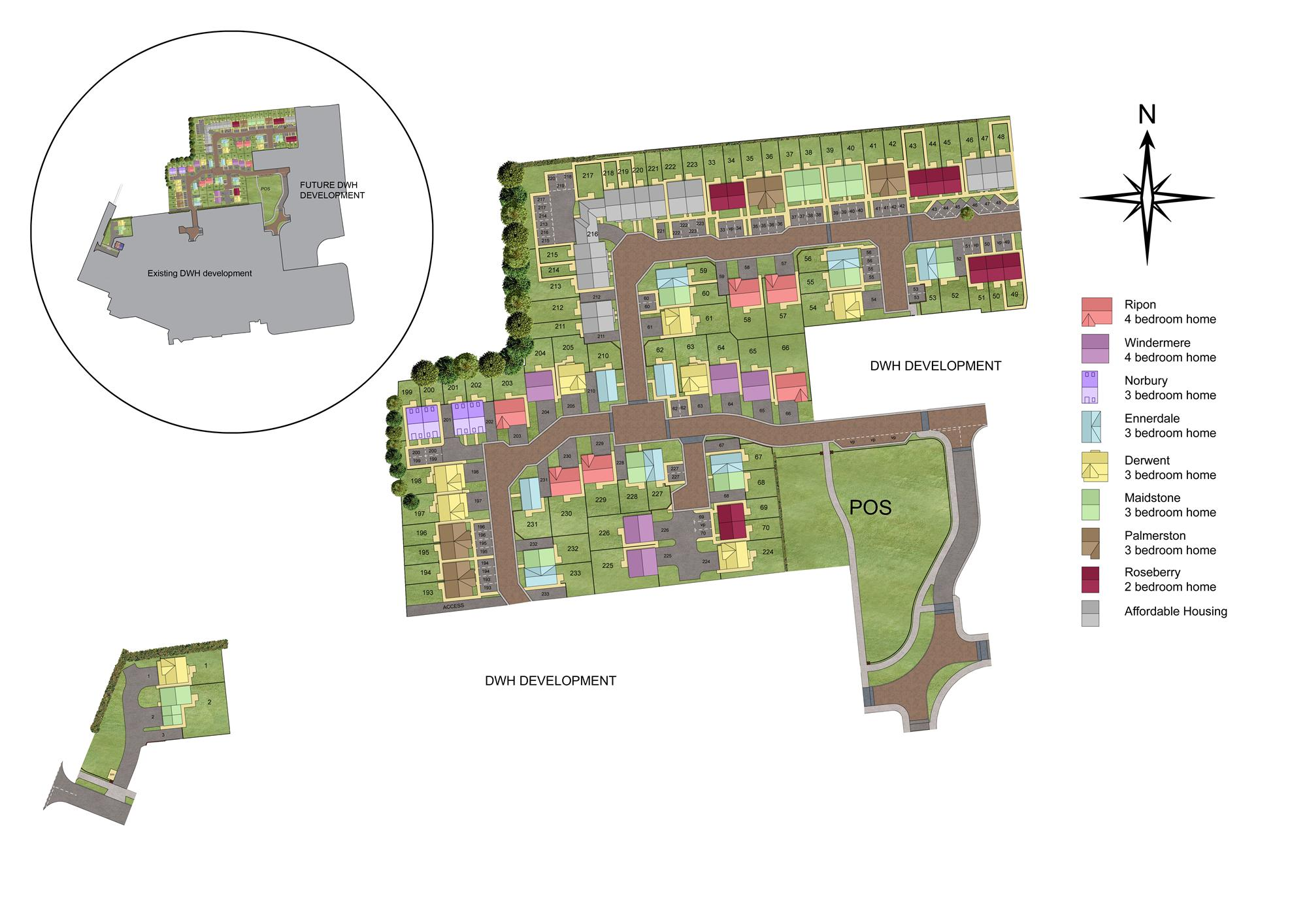 Aspect Site Plan