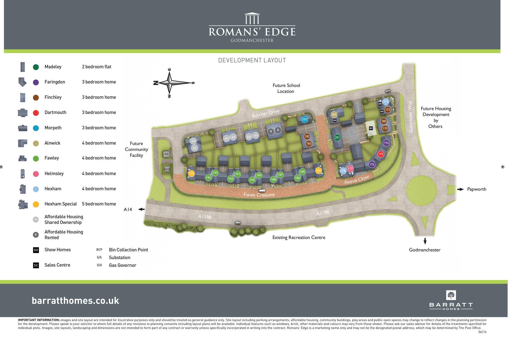 Romans Edge development plan