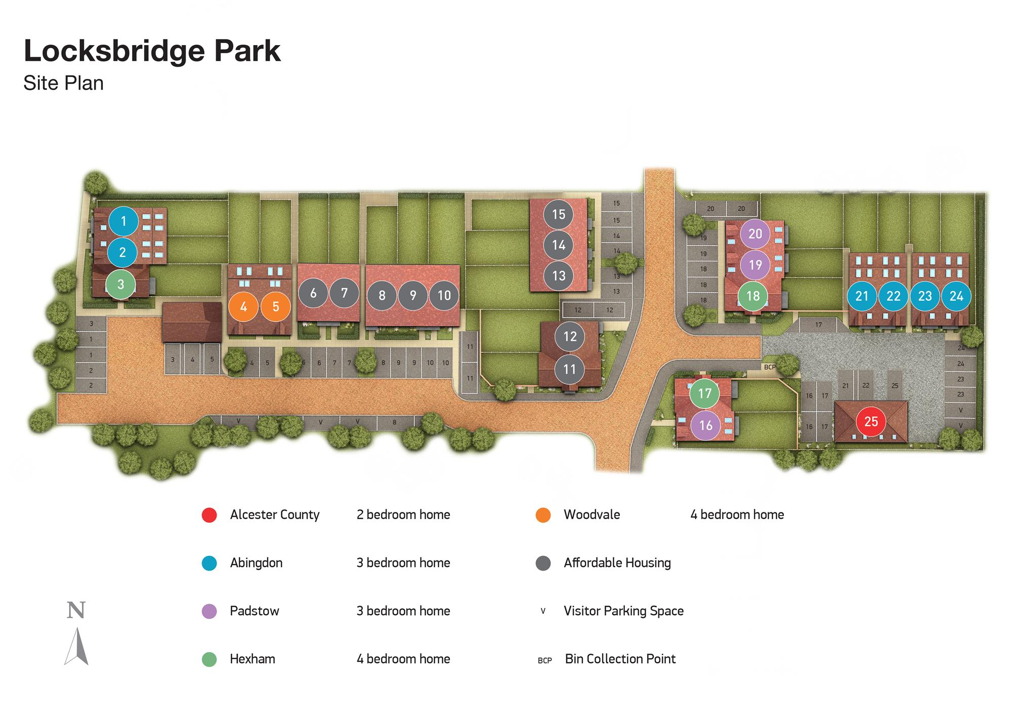 Phase 3 site plan