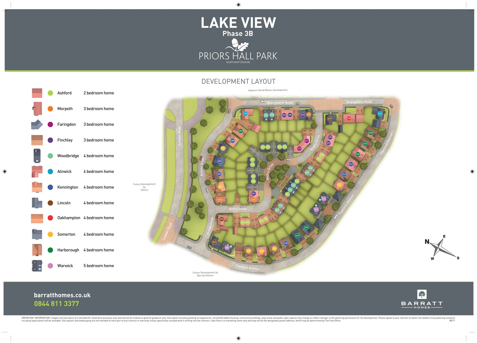 Lake View Phase 3 Development Plan
