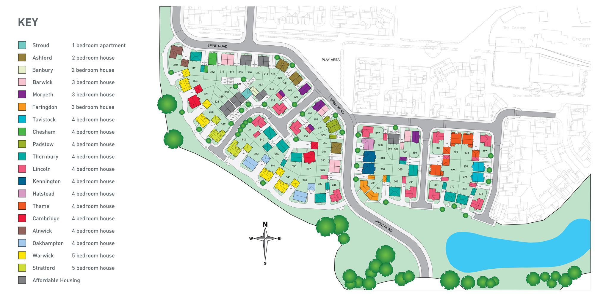 Bowbrook Meadows Phase 3 Development Plan