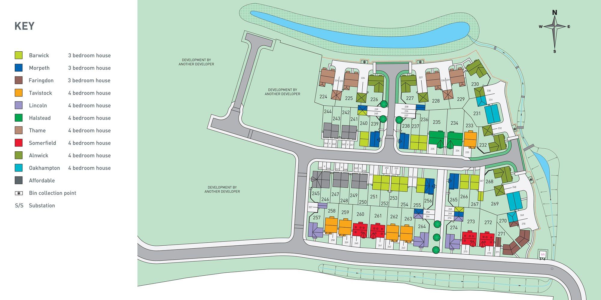 Bowbrook Meadows phase 2 Development Plan