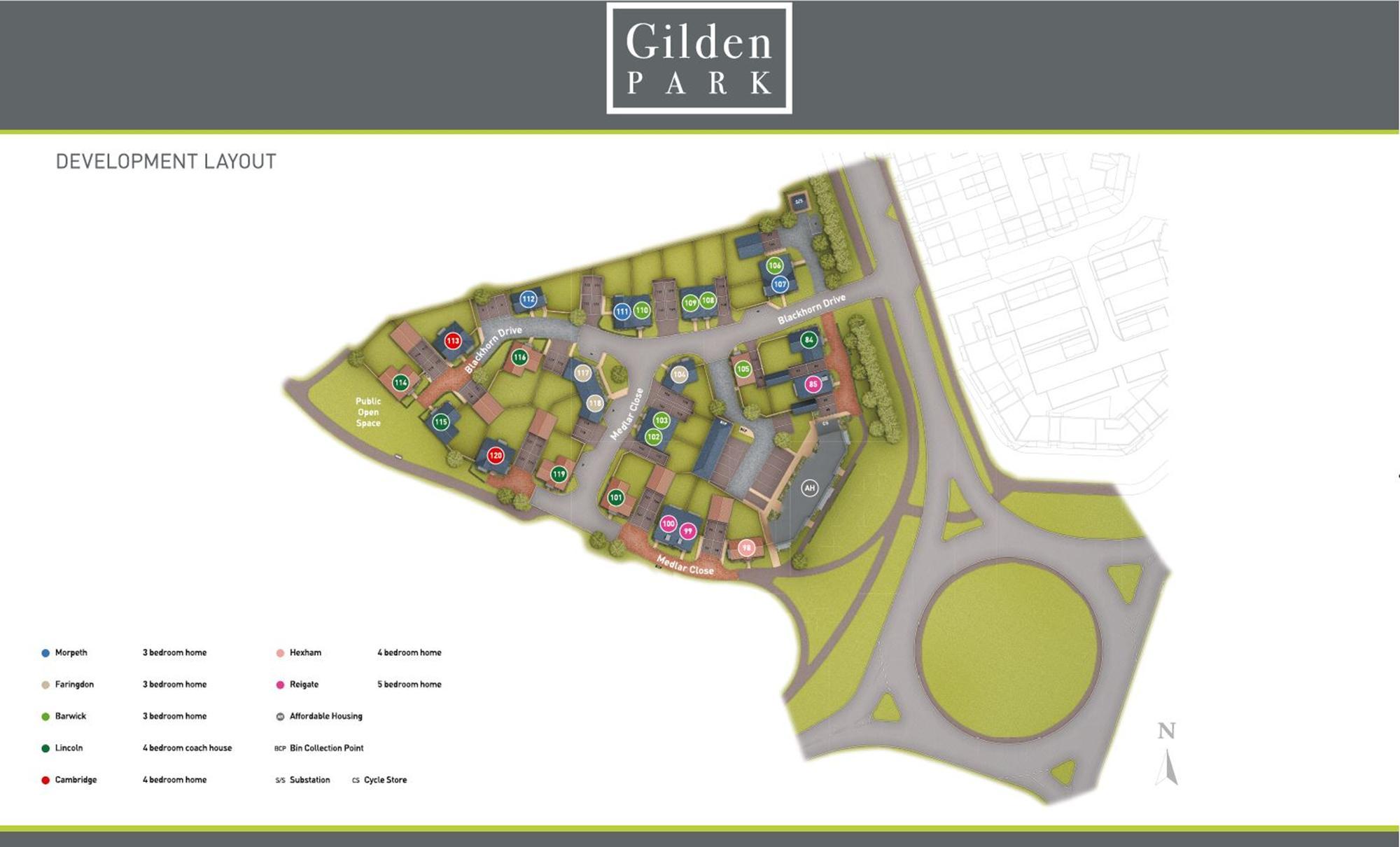 Site plan phase 1b