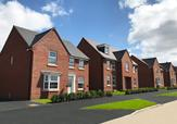 A+typical+street+scene+at+New+Lubbesthorpe