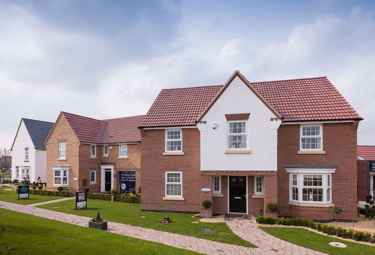 New homes for sale in North Hykeham