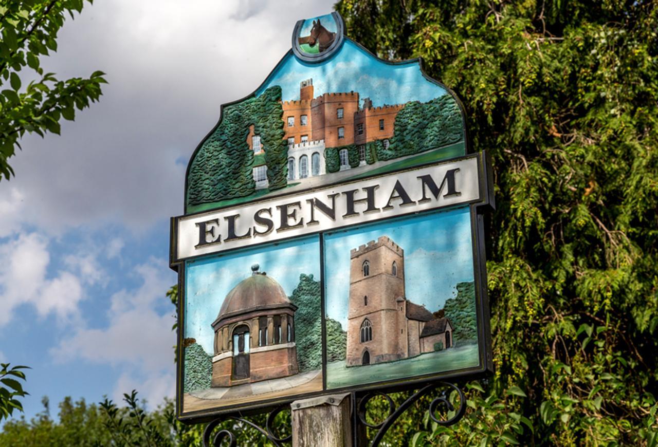 Elsenham village sign