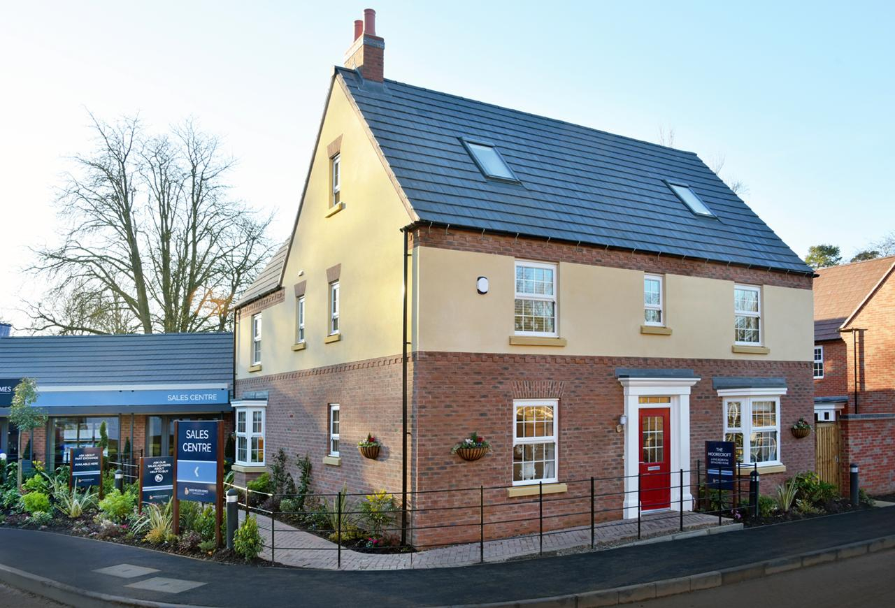 The Spinney Show Home and Sales Centre