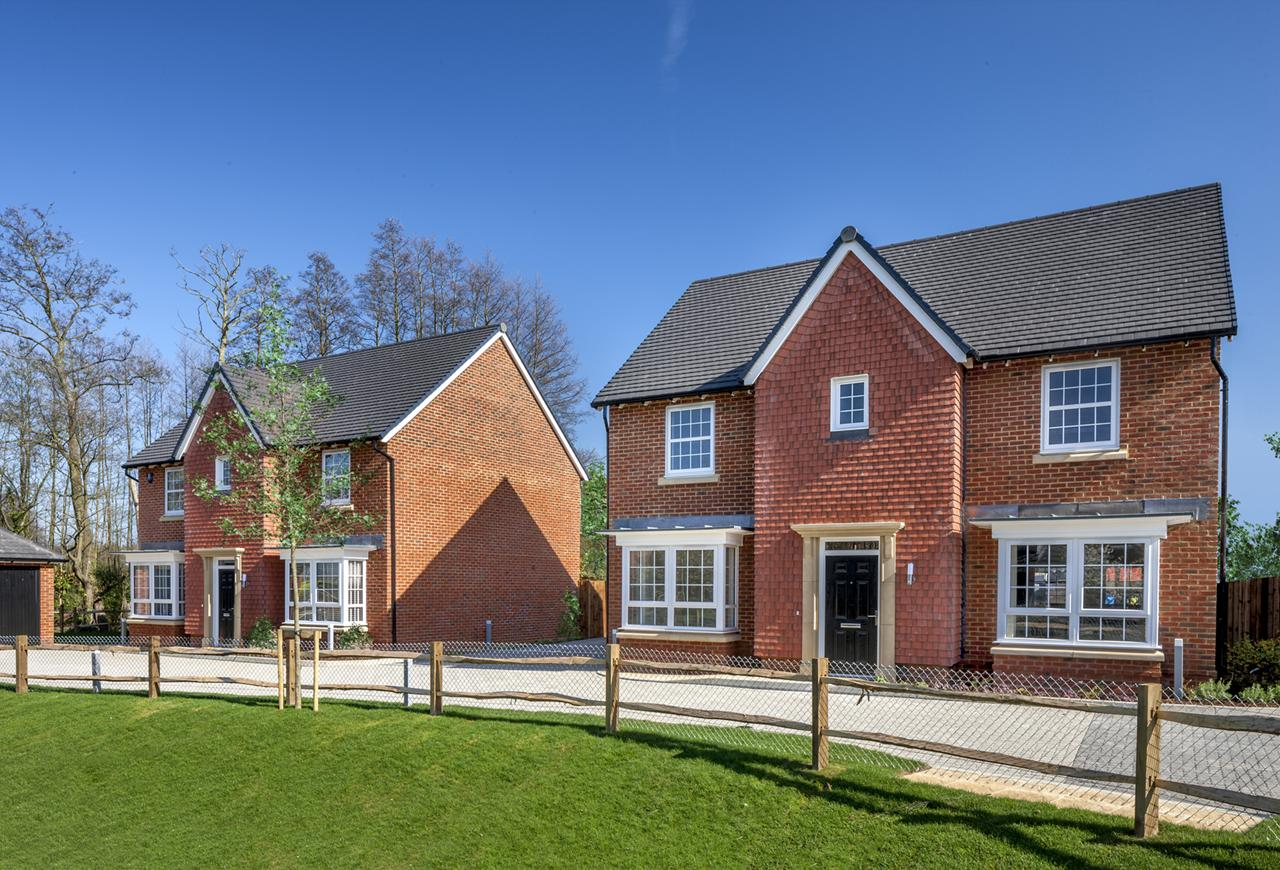 Chestnut Grange Show Homes