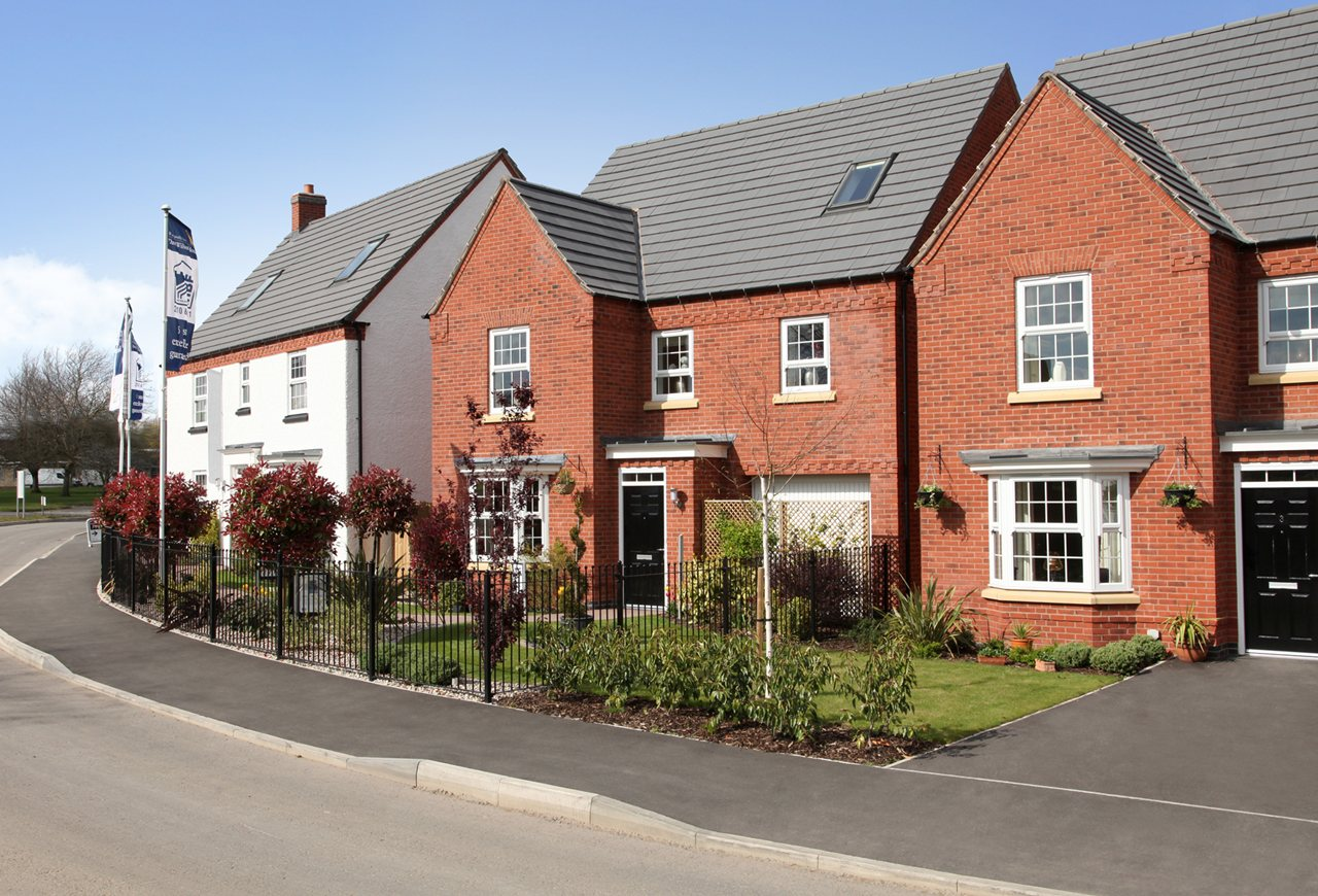 Newton Park is a David Wilson Homes development of new homes near Bingham