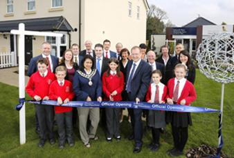 Ashcroft Place official launch